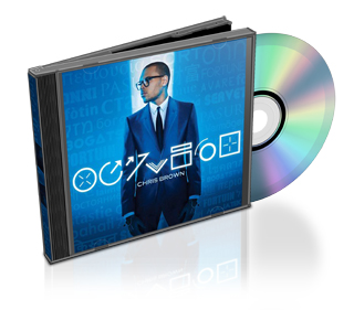 Download CD Chris Brown Fortune 2012