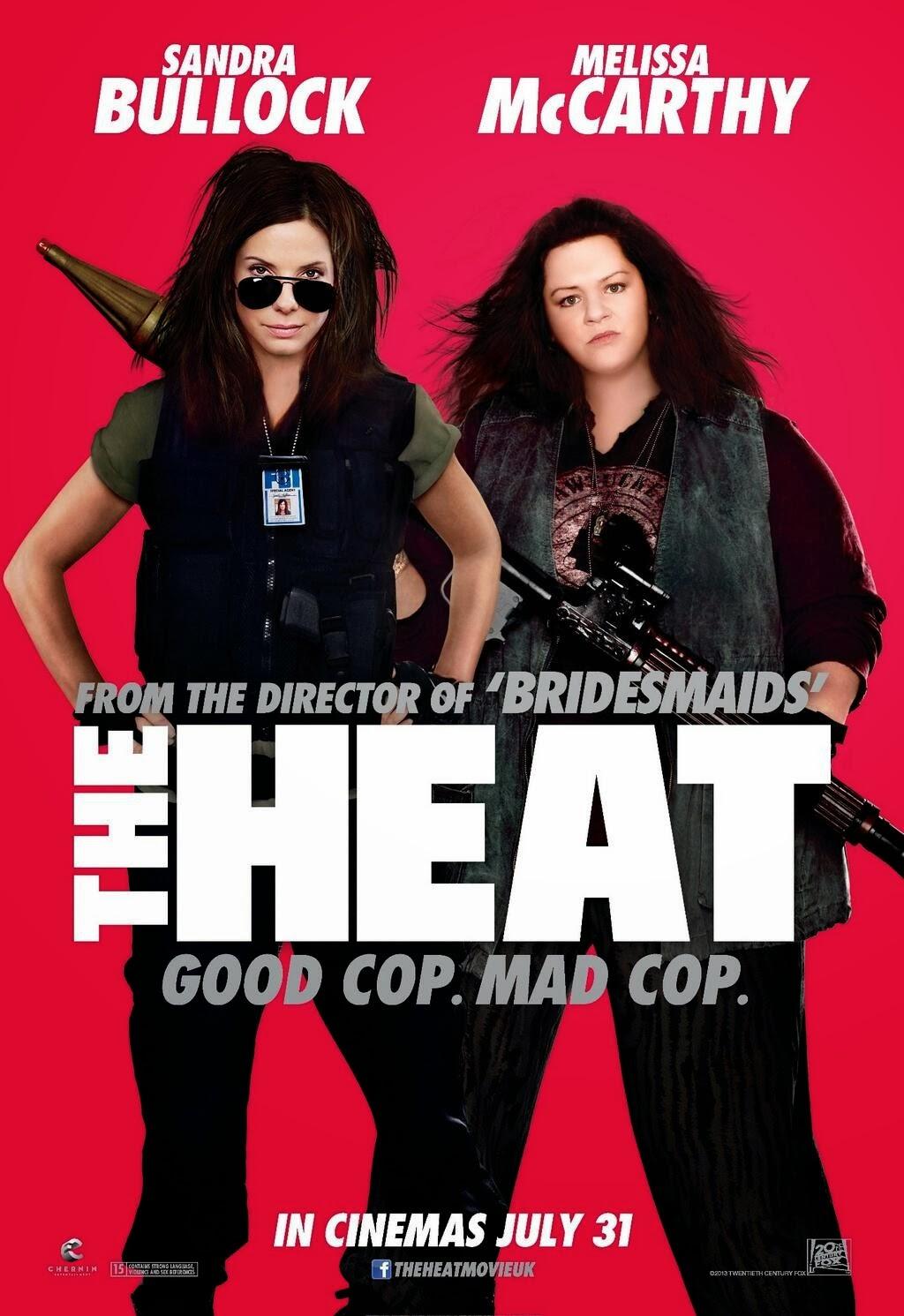 Cuộc Chiến Nảy Lửa - The Heat