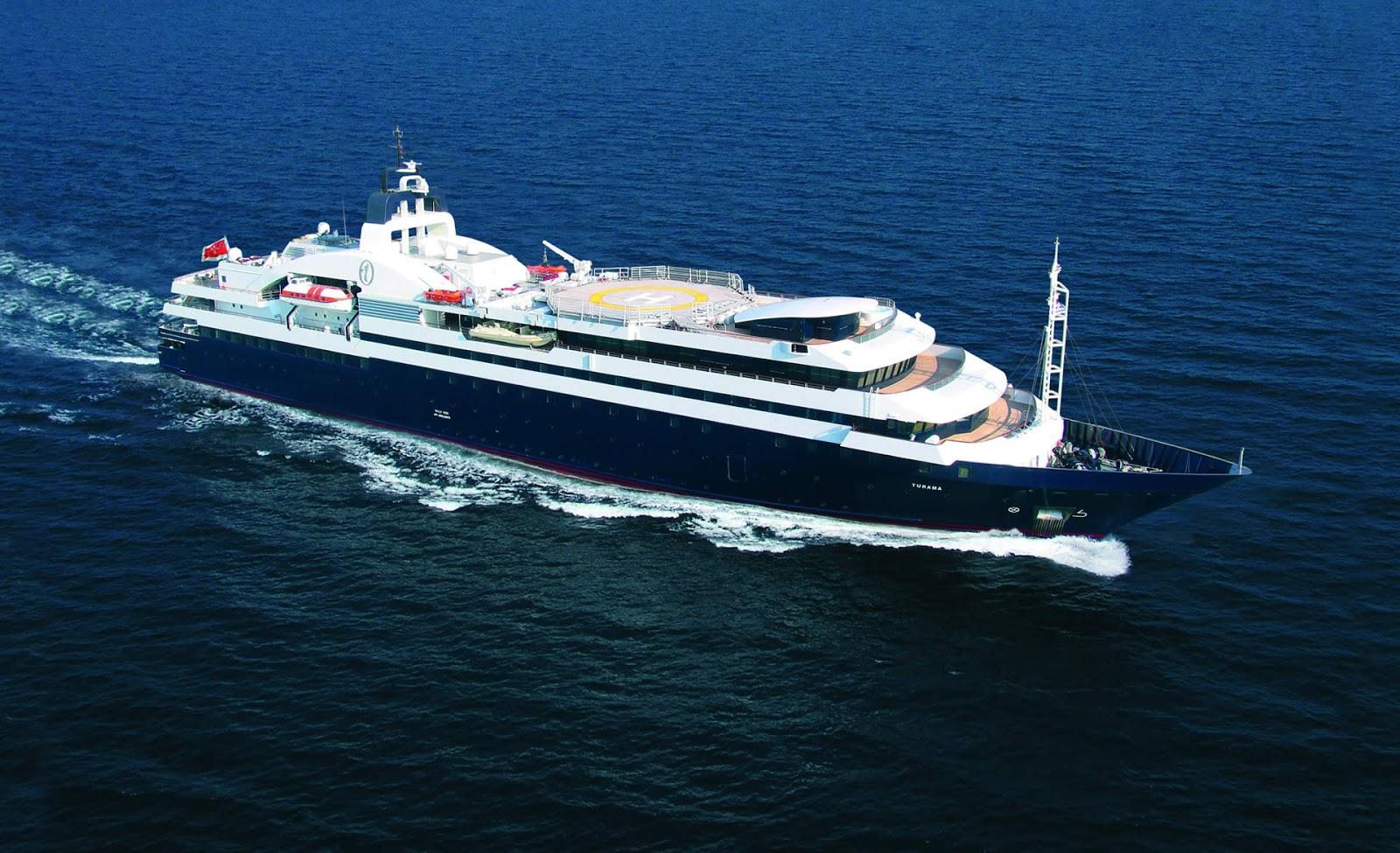 Turama Superyacht