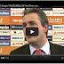 Entrevista a Sergio Valdeolmillos sobre los rivales que tendrá México en España 2014.