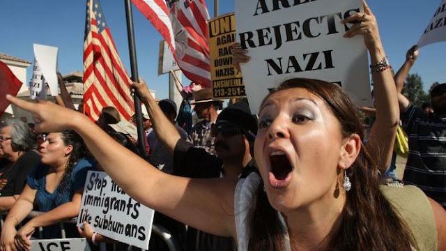 Είστε αριστερός; Ιδού 7 σπουδαίοι τρόποι για να πολεμήστε τον ναζισμό