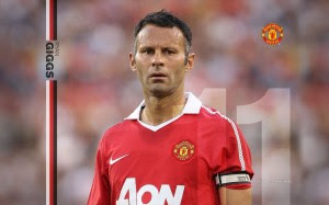 Ryan Giggs Player M U