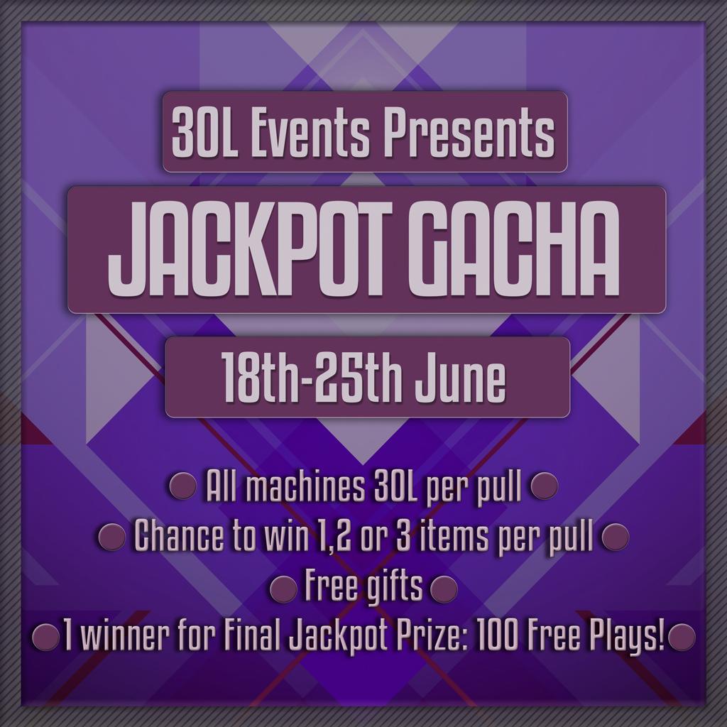 Jackpot Gacha
