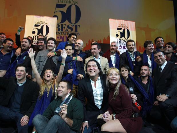 Prêmio 50 Best: Os 50 melhores restaurantes da América Latina