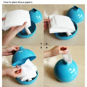 Savvy stay at home mom tissue holders - Nose tissue dispenser ...