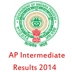AP Intermediate 1st and 2nd Year Results 2014