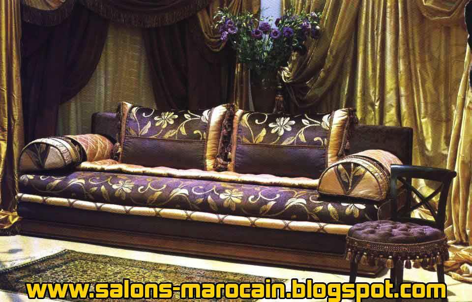 Canape Salon Marocain Moderne