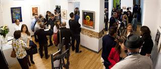 Inauguración en Espacio Cultural Abierto de Artistas de Internations