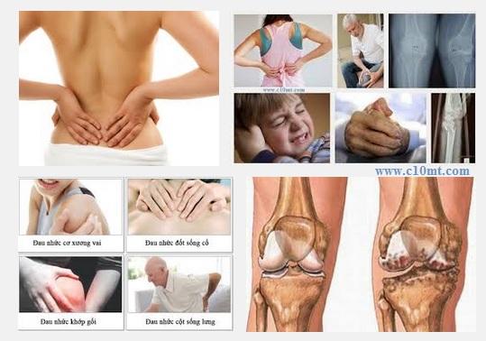 Hỏi đáp chuyên gia tư vấn bệnh đau xương khớp Phần4