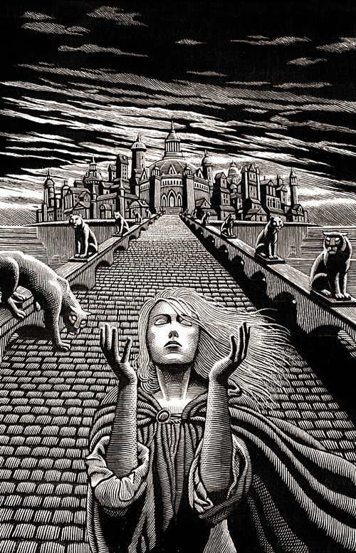 08-Surreal-Dreams-Douglas-Smith-Scratchboard-Drawings-Through-Time-and-Lives-www-designstack-co
