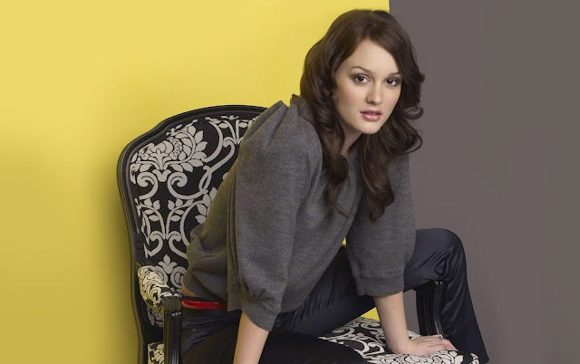 Leighton Meester HD Wallpaper