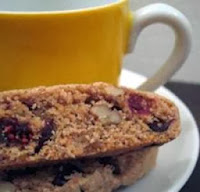 Cranberry Pecan Biscotti Recipe