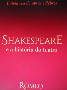 SHAKESPEARE - e a história do teatro.