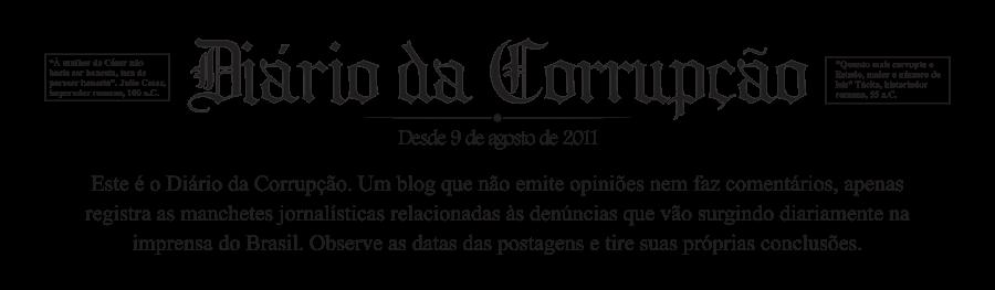 Diário da Corrupção