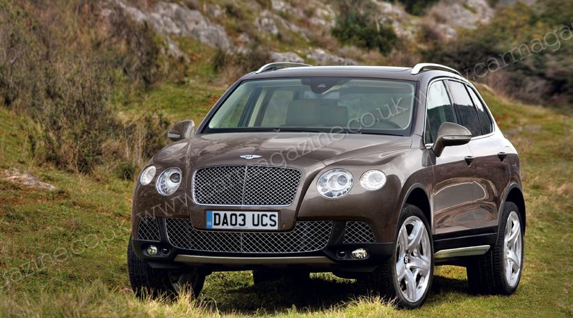 2014 Bentley SUV