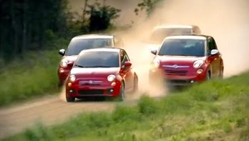 From the Fiat Italian Invasion Commercial