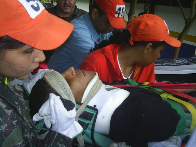 CURSO DE TECNICAS DE SALVAMENTO EM EMPRESAS-2011, PARABENS AOS NOVOS SOCORRISTAS