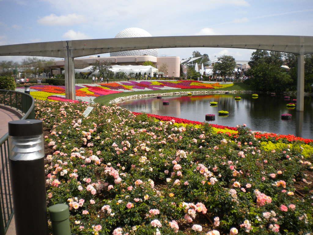 Dan M\'s Disney World Trip: Epcot - Flower and Garden Festival