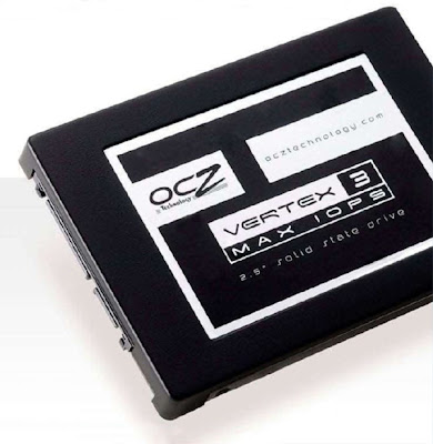 OCZ The Vertex 3 is back with more IOPS