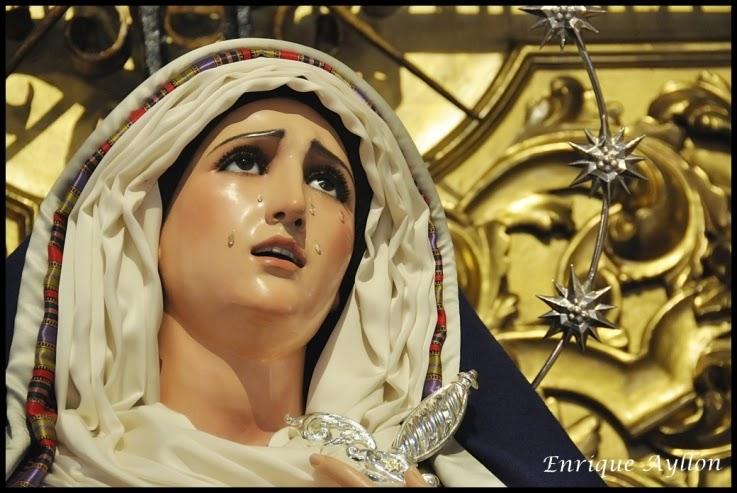 La Soledad de San Buenaventura  de hebrea Sevilla 2015