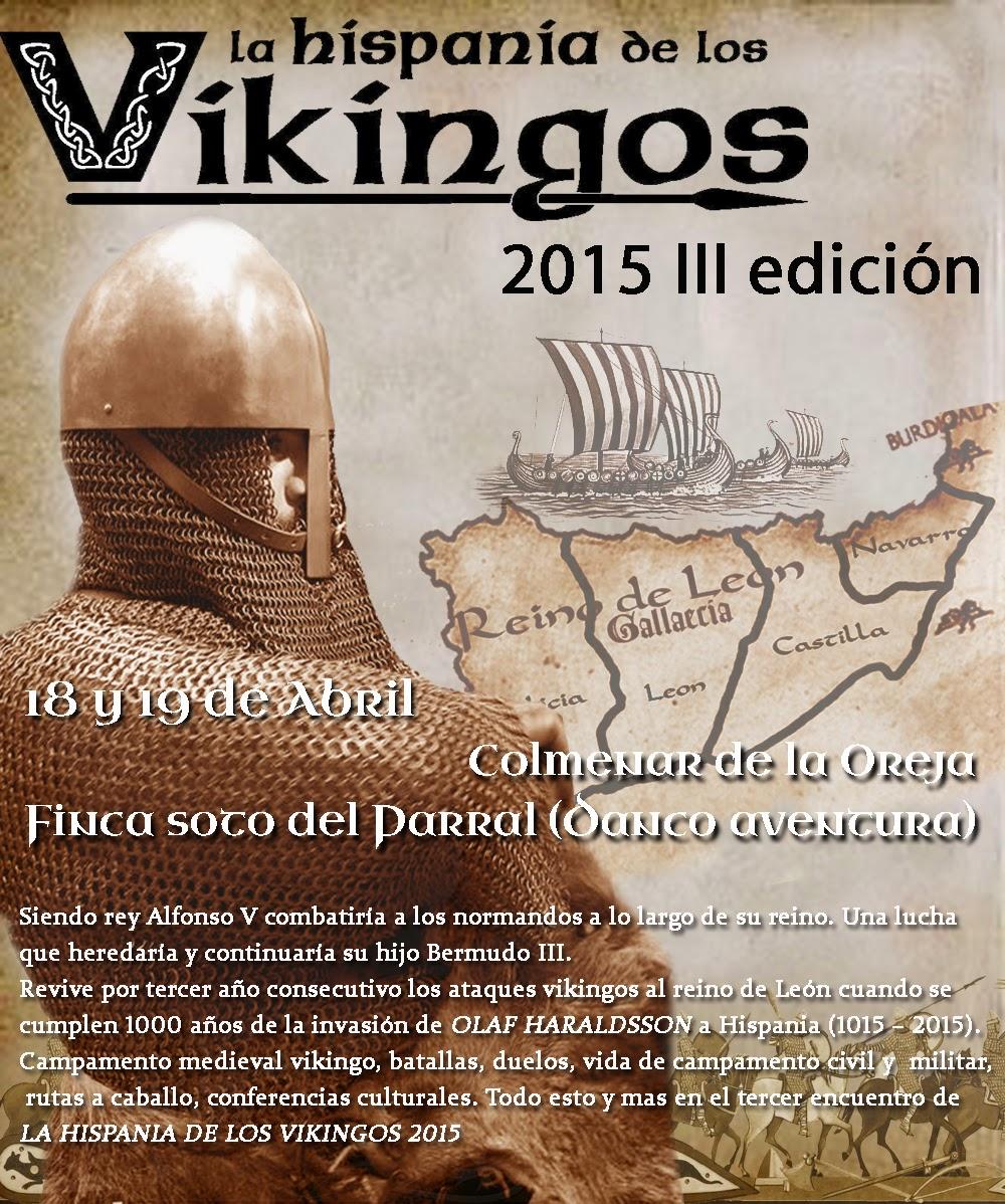 LA HISPANIA DE LOS VIKINGOS. CONVOCATORIA 2015 Cartel%2Bpara%2BEspinarjpg