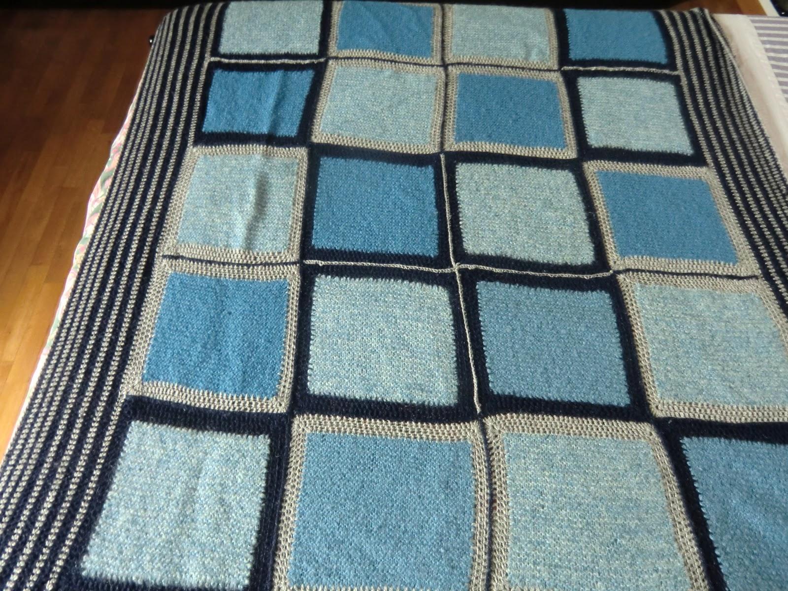 Knotes 2kcbwday4 coperta di linus for Come costruire un aggiunta coperta