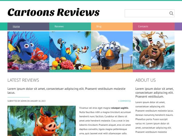 Responsive Premium Drupal Themes