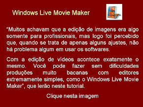 O TECMUNDO nos ensina como Editar Vídeos no Movie Maker