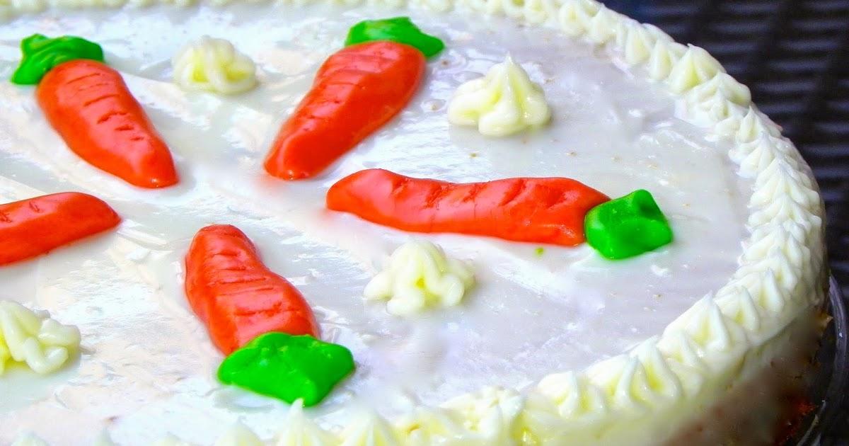 Carrot Cake Philadelphia Cream Cheese Frosting