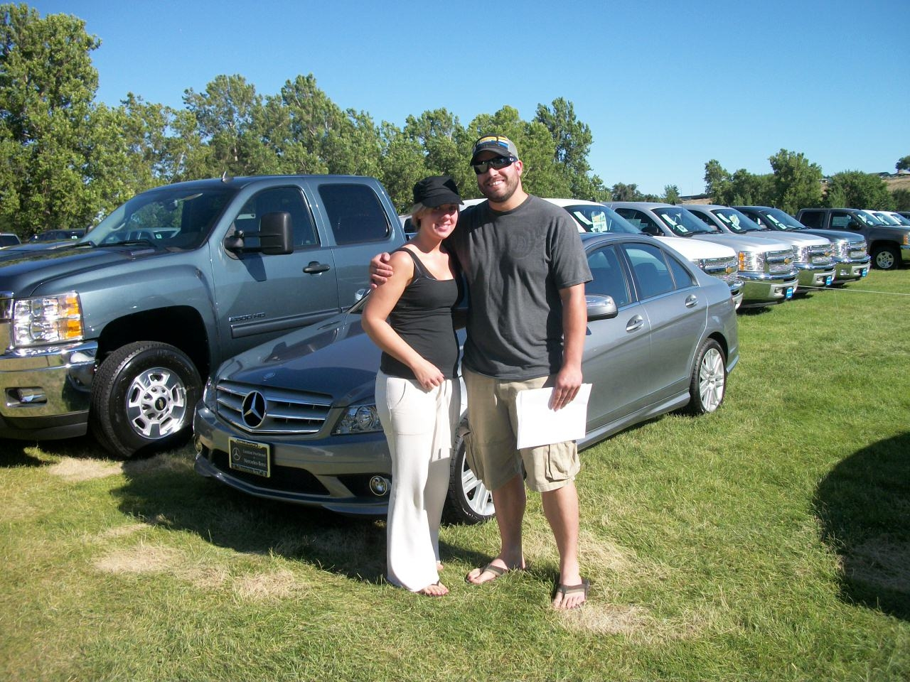 Mccurley integrity dealerships looking for a summer event for Mccurley mercedes benz