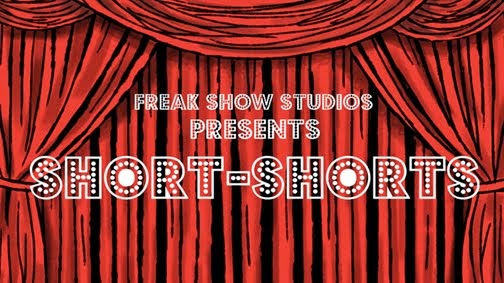 "NEW animated web series ""SHORT-shorts"""
