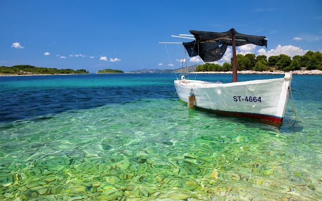 Boat Summer Beach
