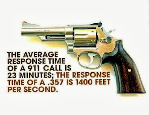 When seconds count, the police are minutes away.
