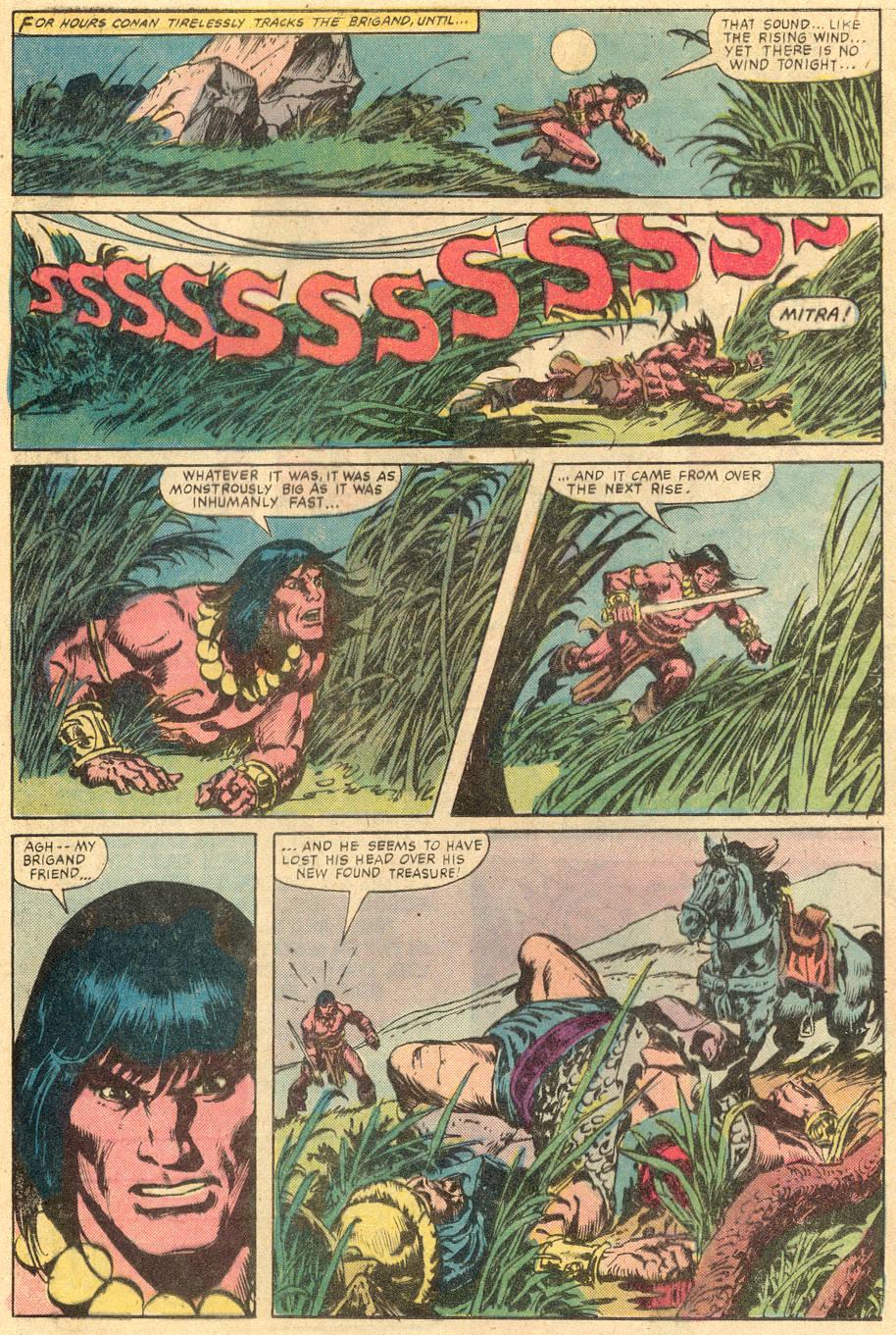 Conan the Barbarian (1970) Issue #131 #143 - English 11