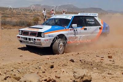24 Rallye Tierra de Antigua 2015