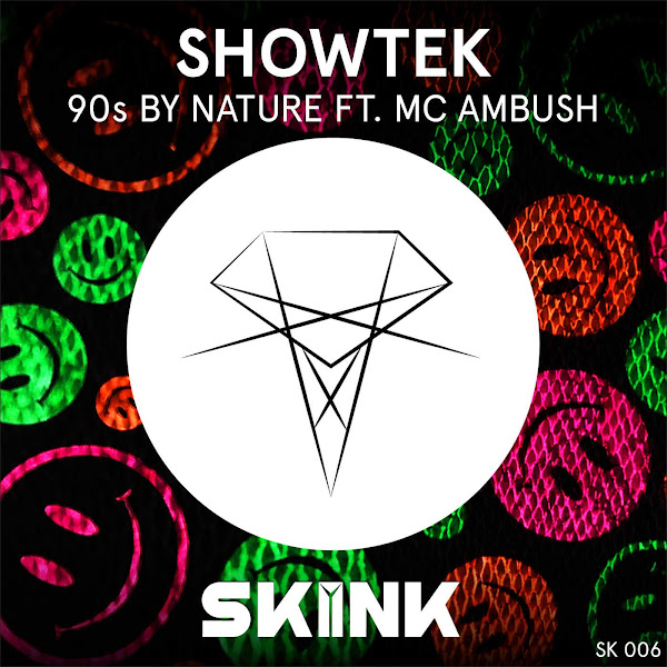 Showtek - 90s By Nature (feat. MC Ambush) - Single  Cover