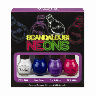 Nicole by OPI Scandalous! Neons