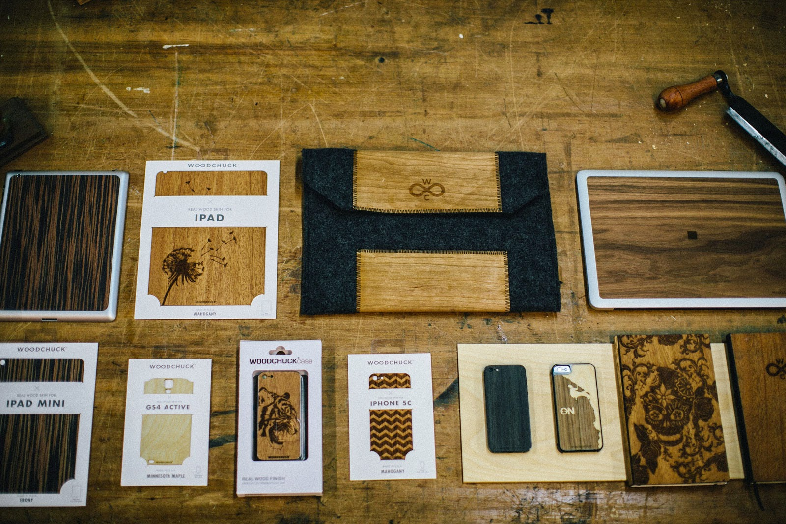 Woodchuck USA, Guide to Gifting for Your Guys