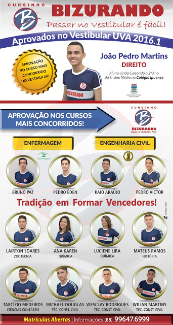 CAMPEÃO DE IPU E DA IBIAPABA, MAIS UMA VEZ