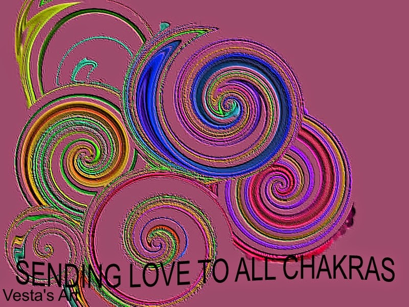 Sending love to All Chakras