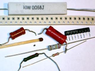 Resistors types