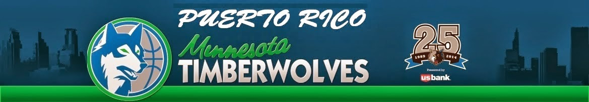 Timberwolves Puerto Rico