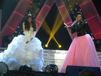 Sarah Geronimo at AnneBisyosa No Other Concert