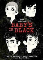 bookcover of BABY'S IN BLACK: Astrid Kirchherr, Stuart Sutcliffe, and The Beatles  by Arne Bellstorf