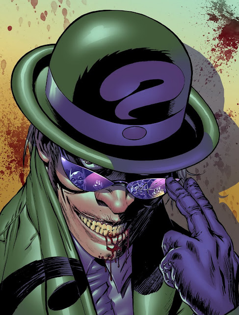 Riddler (DC Comics) Character Review