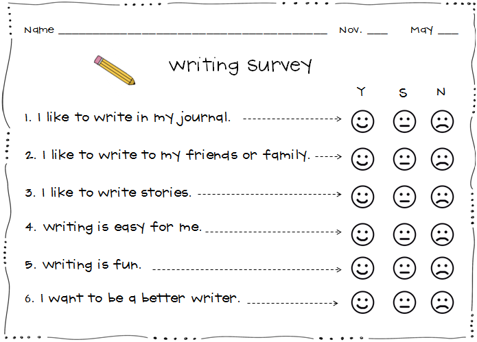 how to write literature survey