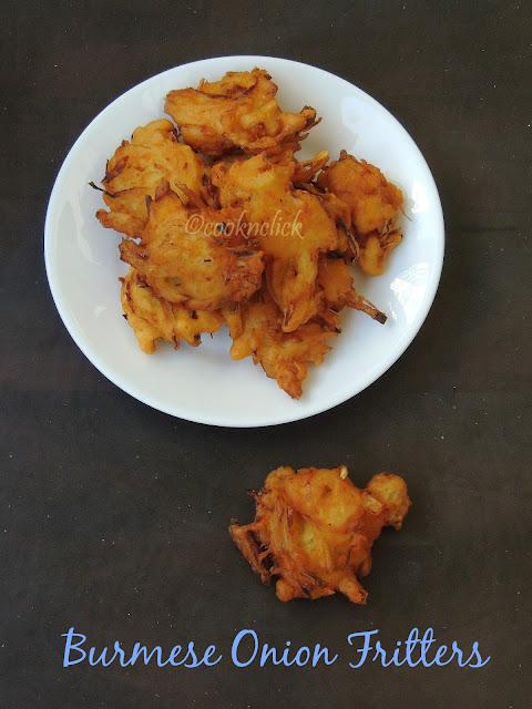Kyethun Kyaw - Burmese Onion Fritters
