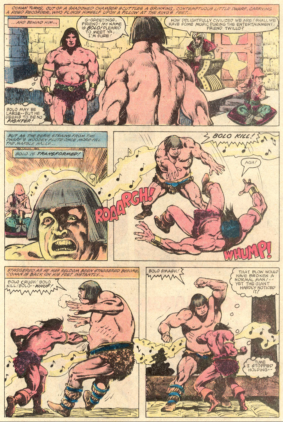 Conan the Barbarian (1970) Issue #137 #149 - English 18