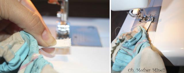 Tutorial: Cubre pañales para bebés. Cómo hacer bragas bebe DIY.