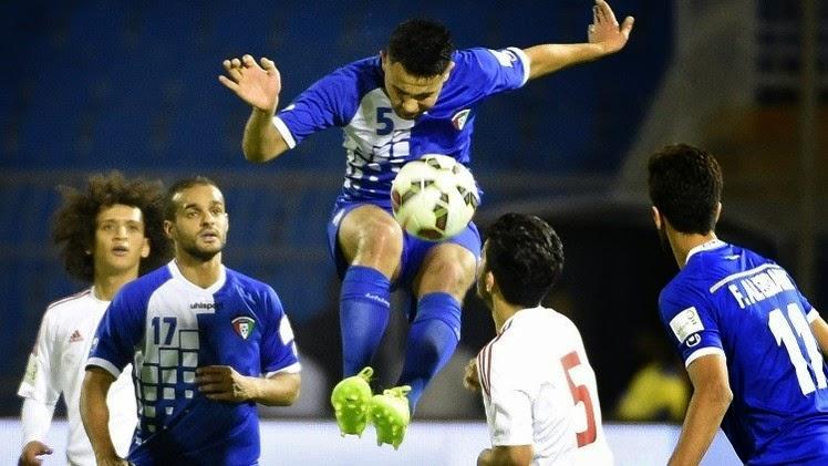 موعد مباراة الكويت وأستراليا الجمعة 9-1-2015 القنوات المفتوحة الناقلة للمباراة